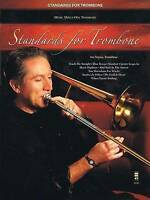 Standards for Trombone by Music Minus One (Mixed media product, 2013)