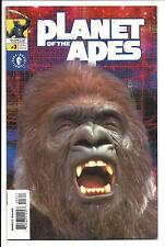 PLANET OF THE APES # 3 (DARK HORSE, PHOTO COVER, NOV 2001), VF/NM