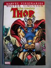 Thor Visionaries: Walter Simonson Volume 5 TPB Marvel Comics (T 2854)