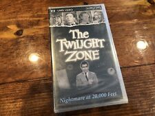 The Twilight Zone: Nightmare At 20000 Feet UMD Movie For Sony PSP Brand New! ⭐️