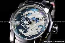 Invicta Men 47mm Isolated Dragon Pearl NH35 Automatic High Polished MOP SS Watch