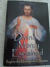 Divine Mercy Explained Keys to the Message and Devotion Pocket Size