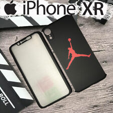Nike Air Jordan Jumpman 360 Degree Full Protective Phone Case Red iPhone XR
