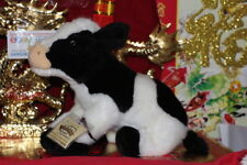 WEBKINZ SIGNATURE COW-COMES WITH UNUSED/SEALED CODE-NICE GIFT