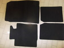 Mini Cooper Countryman R60 Black Carpet Floor Mat Set 4 2012-2014 OEM