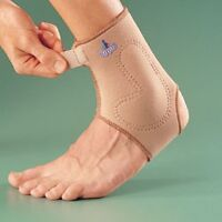 OPPO1409 Silicone Attelle Support de Cheville Bandage Entorse Twisted Douleur