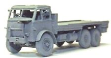 Milicast Uk303 1/76 Resin Wwii British Foden Dg6/12 10 Ton 6x4 Flatbed Truck