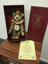 Steiff 420023 Teddy oso payaso 28 cm con cartón & certificado (((top estado)))