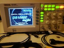 Rigol DS1052E 50MHz Digital Oscilloscope 2 channel