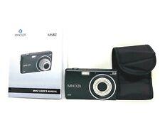 See Notes Minolta Mn5Z Hd Digital Camera (Body Only)