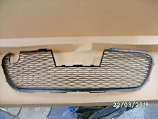 NEW GENUINE SEAT LEON LINEA R 06 - 10 FRONT LOWER AIR GRILLE 1PL853667 9B9 BLACK