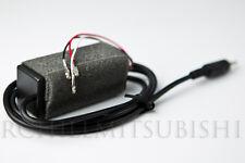 2011 2012 GENUINE OEM MITSUBISHI LANCER  AUDIO MP3 IPOD ADAPTER CABLE MZ360136EX