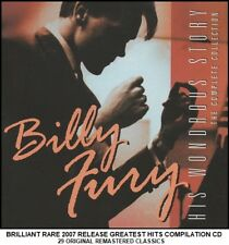 Billy Fury - Very Best Essential Greatest Hits Collection - RARE 50's 60's CD