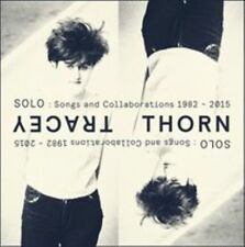 Tracey Thorn Solo Songs 1981 to 2015 With Hand Signed Cover Insert 2 CD