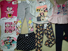 AMAZING MINNIE HOLIDAY SUMMER NEW BUNDLE OUTFITS GIRL CLOTHES 3/4 YRS(2.1)NR1024