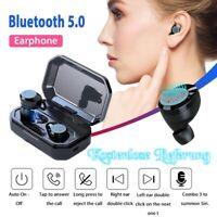 SJ-X6 Impermeable Inalámbrico Táctil Tws-Kopfhörer Bluetooth 5.0 Auriculares