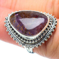 Cacoxenite 925 Sterling Silver Ring Size 6 Ana Co Jewelry R32073