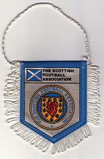 ancien fanion football -  Ecosse - the scottisch football association