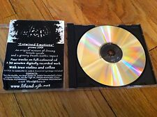 LIFEND Life End ENTWINED EMOTIONS Groovy Death Gothic Heavy Metal CD Promo Demo