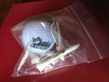 New Sealed Coors Light Beer Golf Ball New Tournament Tour Set
