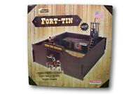 FORTINO Fort Western Set Fortezza INDIANI COWBOY Comansi [C071]