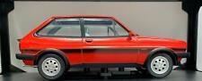 FORD FIESTA XR2 YEAR 1981 RED
