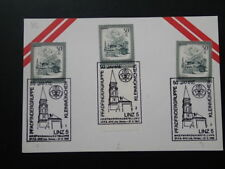 scout postmark on cover Linz Austria 65949