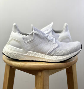 Adidas Ultraboost 20 Cloud White EG0713 Multiple Sizes Brand New