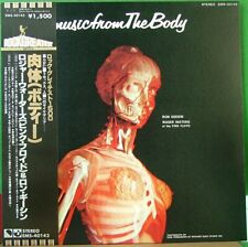 Roger Waters - Music from the Body - LP - Japan press with OBI