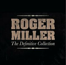Roger Miller - The Definitive Collection [CD]