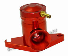 Red Bolt-On Turbo Bov Blow Off Dump Valve Fit SUBARU Impreza WRX STI Forester XT