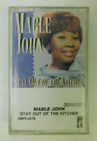 Mable John - Stay Out Of The Kitchen - Cassette - Stax - Soul R&B