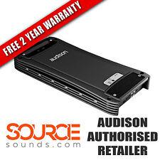 Audison AV Uno 1 Channel Monoblock Amplifier - FREE TWO YEAR WARRANTY
