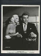 MAMIE VAN DOREN + CLARK GABLE - 1958 TEACHER'S PET