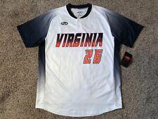 VTG UVA Virginia Cavaliers #26 Baseball Mens sz L Rawlings Jersey Oconnor Brian