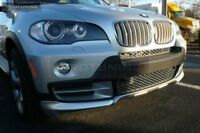 AERODYNAMIC PACKAGE AERO FRONT SPOILER For BMW X5 E70 -  Valance Skirt Chin Lip