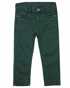 LOSAN Boy's Basic Twill Pants, Sizes 2-7