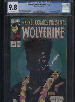 Marvel Comics Presents #132 CGC 9.8 Wolverine GHOST RIDER 1993