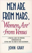 Men Are from Mars, Women Are from Venus: A Practical ... by Gray, John Paperback