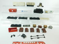 AW489-0,5# Konvolut Märklin H0 Ladegut/Container/Kohleneinlagen/Glocke etc.