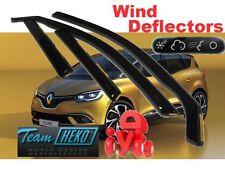 RENAULT GRAND SCENIC IV  2017 - 5.doors Wind deflectors 4.pc set  HEKO 27005