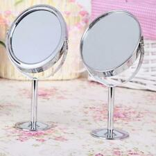 Beauty Makeup Cosmetic Mirror Double-Sided Normal and Magnifying Stand Mirror FF