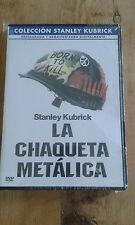 NUEVO  DVD película  LA CHAQUETA METÁLICA - Item For Collectors