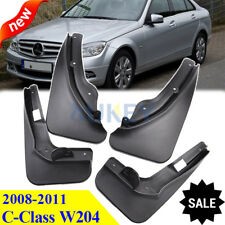 Mud Flap For Mercedes Benz C-Class W204 2008-2011 Splash Guards Mudflaps C250