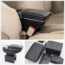 NEW PU leather Car Central Container Armrest Box Interior Auto Accessories