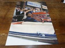 CHUCK BERRY !!!! Mini poster couleurs  !!!