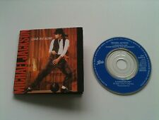 Michael Jackson - LEAVE ME ALONE - 3 INCH Mini CD Single © 1989