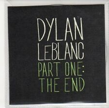 (DL848) Dylan LeBlanc, Part One: The End - 2012 DJ CD