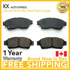 FRONT CERAMIC BRAKE PADS FOR TOYOTA CAMRY 2.2L 1992 1993 1994 1995 1996