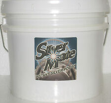 SilverMate: The Instant Fast Silver Cleaner Polish & Tarnish Remover 3.5 gal